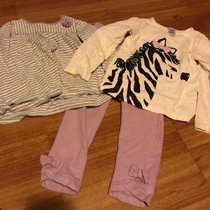 Gymboree shirts and pants
